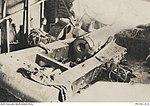 Wrecked 4.7 inch gun Gallipoli 1915 AWM P01541.014.jpg