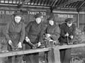 Wrens Now Tackle Maintenance Work. 11 March 1943, Greenock, An Ever Increasing Number of Important Jobs Formerly Carried Out by Men of the Royal Navy Are Now Being Done by Members of the W R N S . at Greenock F A15232.jpg