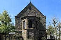Wuppertal - Am Kriegermal - Evangelische Kirche 02 ies.jpg