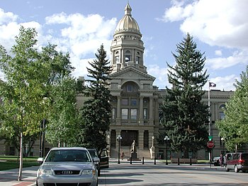 Wyoming State Capitol from Capitol Ave.jpg