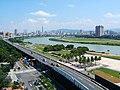 Xindian River near Machangding Memorial Park.jpg