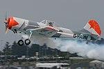 Yakolev Yak-50 'G-HAMM' (42864096391).jpg