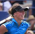 Yanina Wickmayer at the 2009 US Open 02.jpg