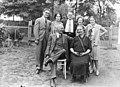 Yard, family, tableau Fortepan 28877.jpg
