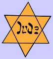 Yellow star Jude Jew-1.svg