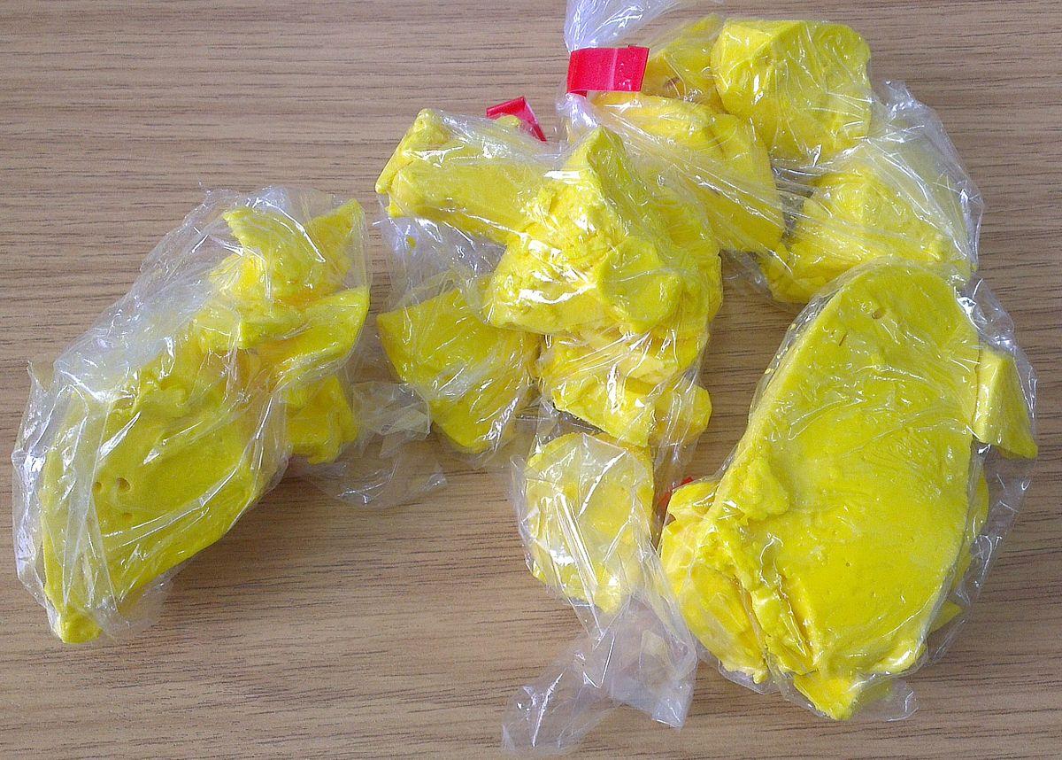 Yellowman (candy) - Wikipedia