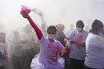 Yokota hosted Women's History Month Color Frenzy 5K Run 140315-F-LB592-278.jpg