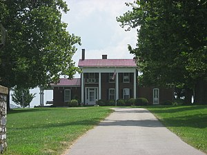 Bennett H. Young - Young's birthplace near Nicholasville