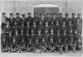 Youngest boys in uniform at the Albuquerque Indian School - NARA - 292883.tif
