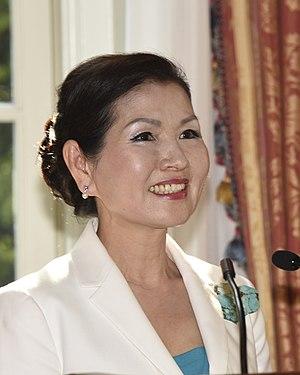 Yumi Hogan - Hogan in 2015