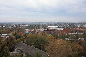 Yuryev-Polsky (town) - View of Yuryev-Polsky