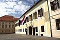 Záhřeb, Gornji grad, budova vlády.jpg