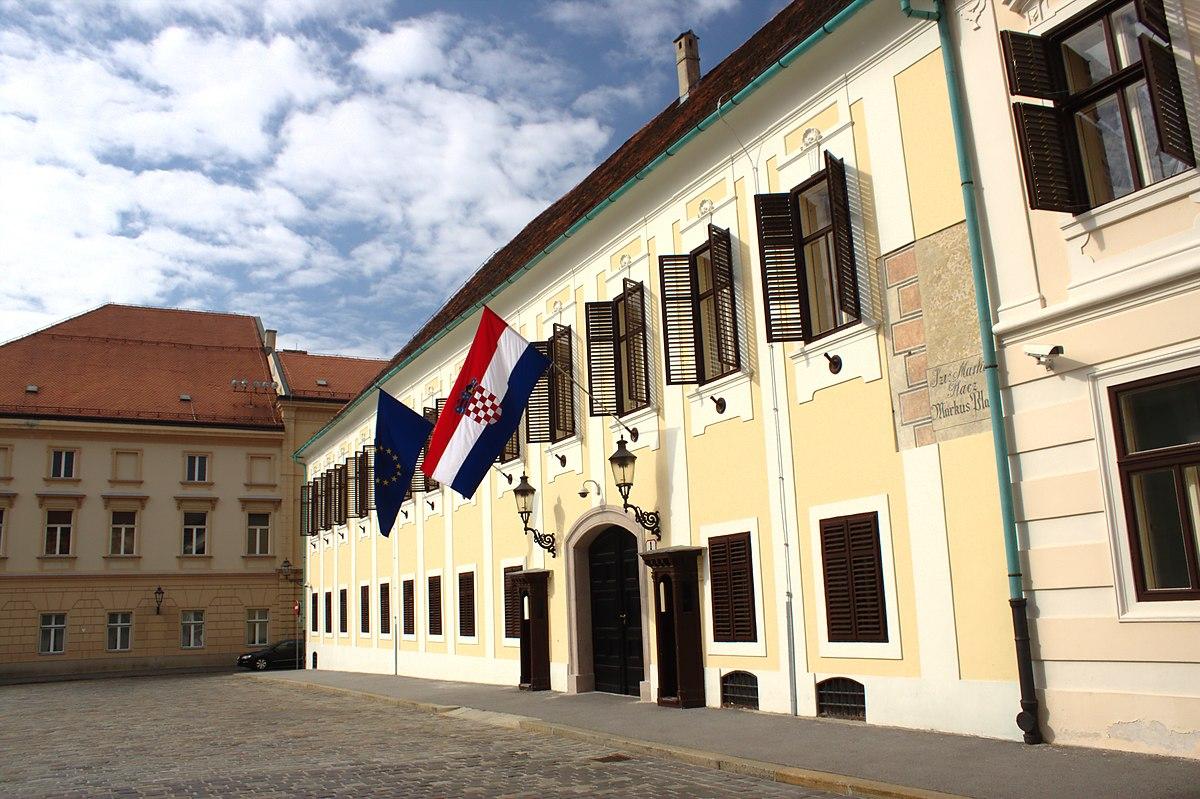 regierung kroatien