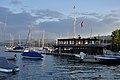 Zürich - Enge - Hafen - Clubhaus IMG 1895.JPG