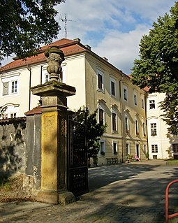 Town in Central Bohemian Region, Czech Republic