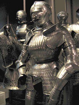 Polish Army Museum - Image: Zbroja 1514