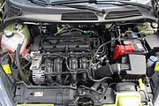 25 litre duratec engine in a 2009 ford fiesta