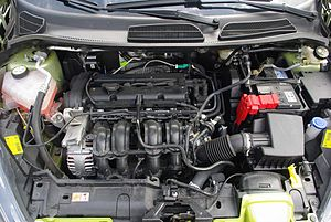 Ford Zetec engine - Image: Zetec SE 125 1