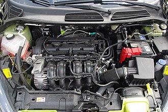 Ford Zetec engine - Image: Zetec SE 125 1