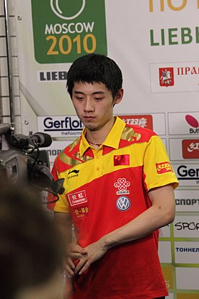 Image illustrative de l'article Zhang Jike