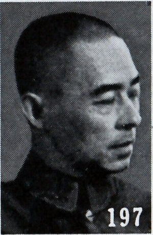 Zhang Zhizhong - General Zhang Zhizhong