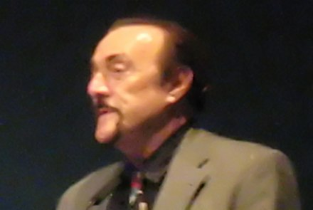 Zimbardo in Berlin, Germany in 2008