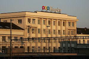 Zofingen - Headquarters of Ringier AG