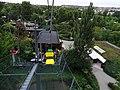 Zoo Praha, z lanovky, dolní stanice a pavilon velkých želv.jpg
