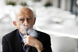 Zygmunt Bauman - Bauman in 2011