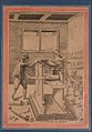 """Copper Plate Printers at Work"", Folio from the Davis Album MET sf30-95-174-33a.jpg"