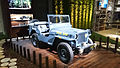 """ 15 - ITALY - Jeep (Fiat) stand in Milan - Willys MB - US NAVY - Seabees corp - U.S.N. NCB 540 blue convertible 4x4 02.jpg"