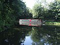 'Shadow' and reflections on the Staffs and Worcs Canal - geograph.org.uk - 938838.jpg