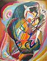 'Untitled Improvisation III' by Wassily Kandinsky, 1914, LACMA.JPG
