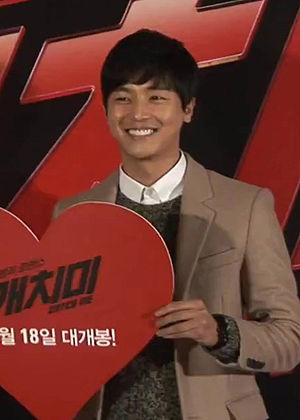 Yeon Woo-jin - In December 2013