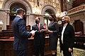 (01-06-21)NYS Senator Edward Rath is sworn in by NYS Senate Minority Leader Rob Ortt (L).jpg
