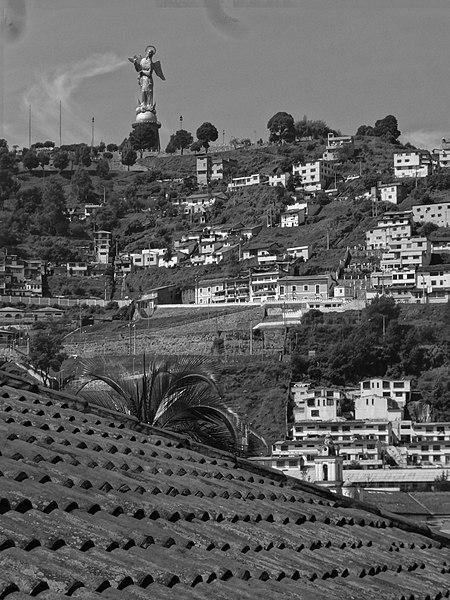 File Terraza Vista Palacio Gangotena Centro Histórico De