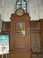 Église Notre-Dame de l'Annonciation d'Allonne horloge.JPG