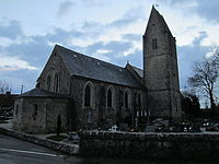 Église Saint-Germain de Saint-Germain-de-Tournebut (5).JPG