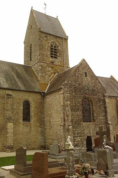 Église Saint-Martin de fr:Brévands