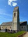 Église Saint-Martin de Crouay. Vue sud-est.jpg