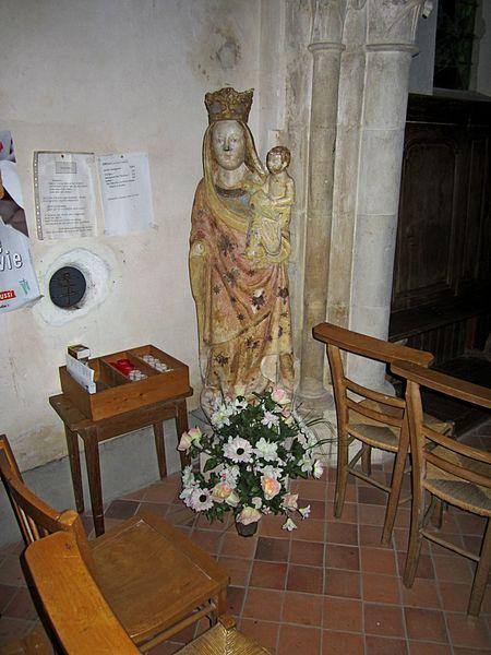 Église Saint-Pierre d'Aumeville-Lestre
