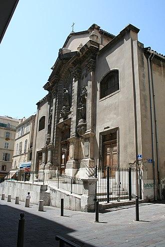 Église Saint-Théodore - Image: Église Saint Théodore 1
