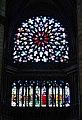 Évreux Cathédrale Notre-Dame d'Évreux Innen Querschiff Nordfenster 3.jpg