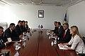 Επίσκεψη ΥΠΕΞ Σ. Λαμπρινίδη στην Πρίστινα (08.09.2011) (6129542327).jpg