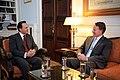 Συνάντηση ΥΠΕΞ,κ.Δ.Δρούτσα, με Πρέσβυ των HΠΑ, κ. Daniel Bennett Smith (5062630710).jpg