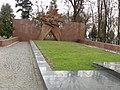 Братська могила воїнів Першої Кінної армії (Рівне).JPG