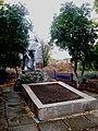 Братська могила радянських воїнів. Поховано 6 чол., смт. Комишуваха, на території інтернату,Оріхівський р-н, Запорізька область.jpg