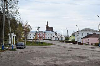 Ulyanovo, Kaluga Oblast Rural locality in Kaluga Oblast, Russia