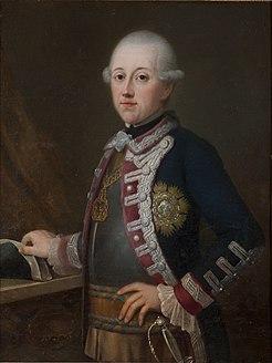 Victor Amadeus II, Prince of Carignano Prince of Carignano