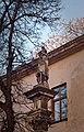 Вірменський собор у Львові - Колона Св. Христофора.jpg